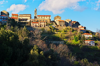 Poggio di Nazza - Corsica