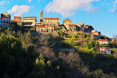 Poggio di Nazza - Corsica
