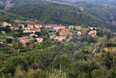 Pietrapola i Bagni - Corsica