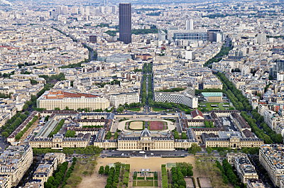 Photo from Paris from the Eiffel tower