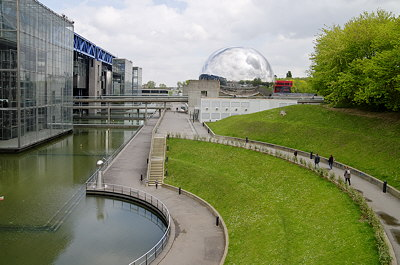 Picture of Cité des Sciences de La Villette in Paris