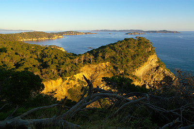 Presqu'île de Giens and Ile de de Porquerolles