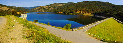 Barrage de la Verne - Provence