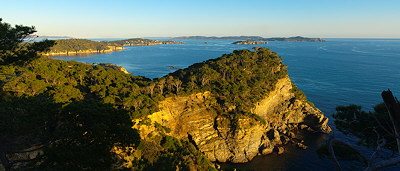 Giens and Porquerolles