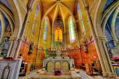 Notre Dame des Victoires - Collobrières
